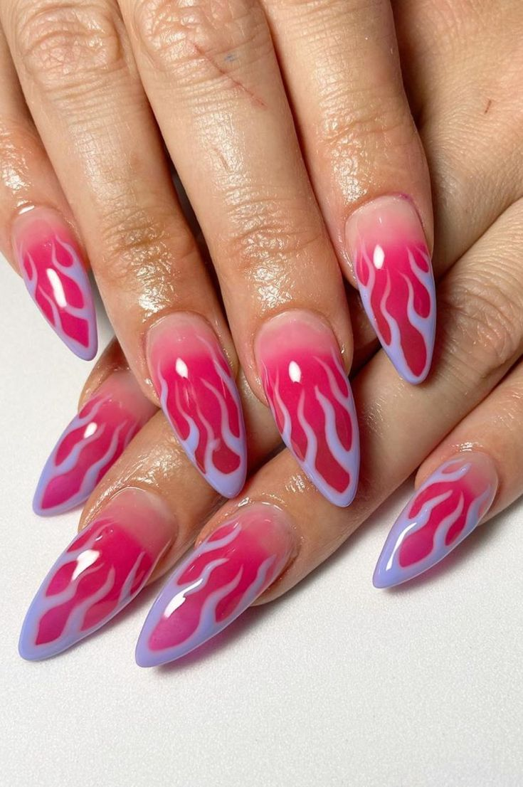 48-nail-designs-and-ideas-for-coffin-acrylic-nails-2020