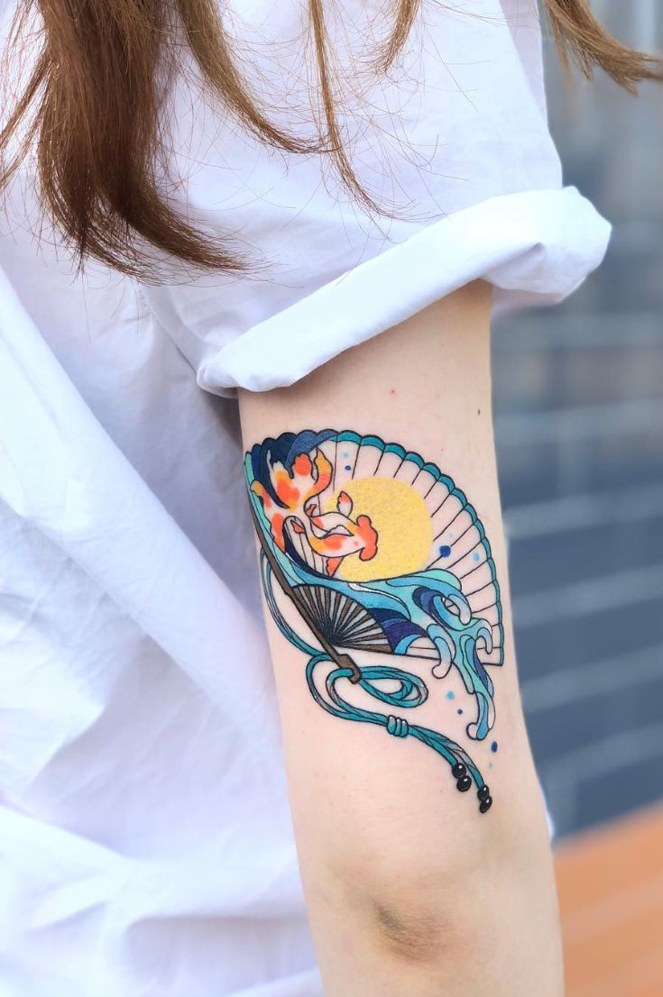 65-stained-glass-tattoo-designs-for-men-and-women-2020